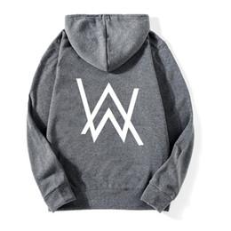 fe52ceb43 New Fashion 2018 Alan Walker Faded Hooded Sweatshirt Hip Hop DJ Hoodies  Unisex Plus Size Brand Clothing High Quality Tracksuit M7