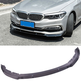 carbon fiber front lip NZ - Carbon fiber Fiber Front Lip Spoiler Fit For BMW G30 Standard Model
