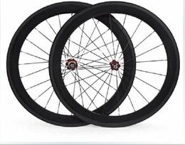 $enCountryForm.capitalKeyWord Canada - bike carbon wheelset road bikes 60mm 25mm width OEM carbon clincher wheels for road bicycle novatec hubs 271 372 carbon rims