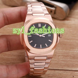 $enCountryForm.capitalKeyWord Australia - The world famous brand men's watches rose gold stainless steel fashion luxury watches parrot screw automatic mechanical watch