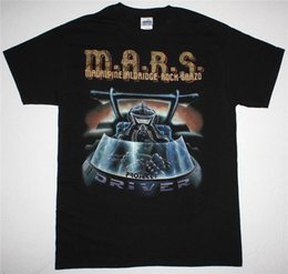 $enCountryForm.capitalKeyWord Australia - Pure Cotton Round Collar Crew Neck Men Design Short Sleeve M.A.R.S. Project Driver T Shirts
