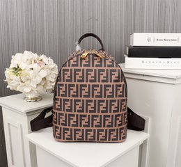 ddeec2c5eed Luxury brand women bag School Bags real leather Fashion Famous designers backpack  women travel bag backpacks laptop bag