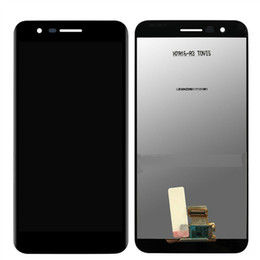 Discount cell phone lcd screens wholesale - Original For LG K30 LCD Digitizer Display Assembly 5.3inch Cell Phone Touch Panels For K10 2018 LMX410 LMX410TK K10a K10