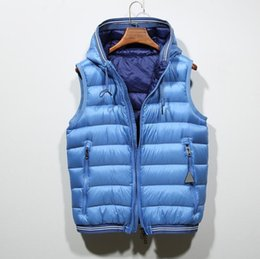 41b8d1a01258f Warm Winter jackets uk online shopping - high quality Brand men winter vest  UK popular Jacket