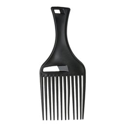 $enCountryForm.capitalKeyWord Australia - Afro Hair Comb Hairbrush Wide Teeth Hair Fork Comb Insert Curly Brush Massage Hairdressing Styling Tools
