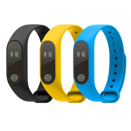 Apple smArt ring online shopping - M2 fitness bracelet heart rate monitor fitness tracker ring smart bracelet wristband watch heart rate monitor OLED touch screen