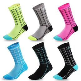 647f85f44f5c1 DH-011 Professional Cycling Socks Breathable Moisture Wicking Sports Bike  Running Socks Hiking Gym Training Cool