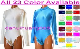 Catsuit Zentai Lycra Spandex Costumes Australia - Unisex Sexy Short Body Suit Costumes New 23 Color Lycra Spandex Short Suit Catsuit Costumes Unisex Sexy Bodysuit Cosplay Costumes DH106