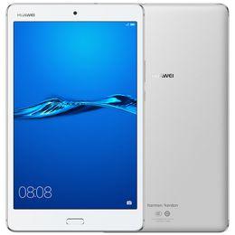 """Wholesale Original Huawei MediaPad M3 Tablet PC WIFI 4GB RAM 32GB 64GB 128GB ROM Kirin 950 Octa Core Android 8.4"""" 8.0MP Fingerprint ID Smart PC Pad"""