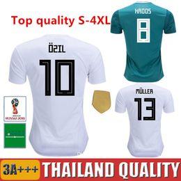 842d978d9b7 Germany Jersey Gotze Canada - Top MULLER OZIL soccer jerseys 2018 World Cup  football shirt GOTZE