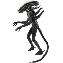 "Figure Classics Australia - Free Shipping NECA Official 1979 Movie Classic Original Alien PVC Action Figure Collectible Toy Doll 7"" 18cm MVFG035"