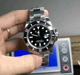 45bf17c4bf2 Relógio de luxo Para Homens Super 904L Aço N Versão V9 Relógios Mens  Automático ETA 3135