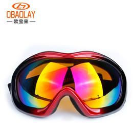 $enCountryForm.capitalKeyWord UK - Winter Ski Goggles Single Lens UV Windproof Photochromic Ski Masker For Adults Children Skiing Snow Snowboard Motocross Glasses