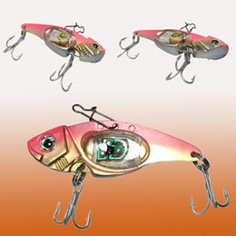 Led fishing Lure online shopping - LED fishing lures FireFly Lighted Pack Fishing Spoon Discover LED Electronic Battery Powered Underwater Light Up Lure Jigs of Many Color