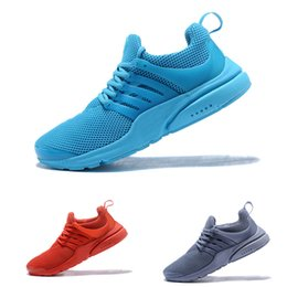 Chinese  New PRESTO 5 BR QS Breathe Yellow Black White Mens prestos Shoes Sneakers Women Running Shoes Men Sports Shoe run trainer designer shoes manufacturers