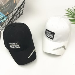 f8b442d60ca Wholesale letter patches online shopping - Korean Letter Patch Baseball  Spring Cap Summer Peaked Cap Lovers