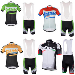 NW team Cycling Short Sleeves jersey (bib) shorts sets Hot Sale summer  Breathable quick-dry MTB bike ropa ciclismo men bike clothes F5204 66c428c7d