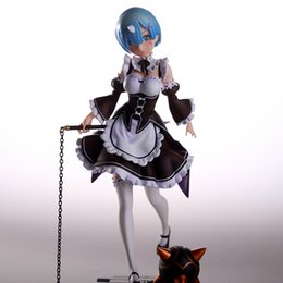 New Fashion Anime Re:life In A Different World From Zero Ram Wedding Dress Ver Toys & Hobbies Sexy Pvc Action Figure Collectible Model Toys Doll 24cm
