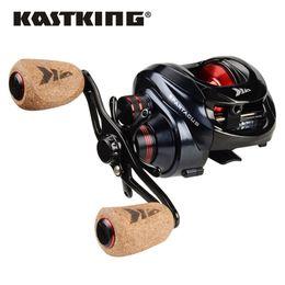 Bait Systems Australia - KastKing 2017 New Spartacus Plus Dual Brake System Baitcasting Reel 8KG Max Drag 11+1 BBs 6.3:1 High Speed Fishing Reel