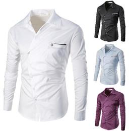 b32a93bea27 Men Shirt Long Sleeves Brand Shirts Men Casual Male Camisa Solid Chemise  Mens Camisas Dress Shirts Plus Size Xxxl