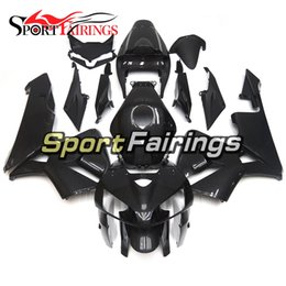 motorcycle fiber fairings Canada - Carbon Fiber Effect Fairings For Honda CBR600RR 2005 2006 CBR600 RR 05 06 Injection ABS Plastic Motorcycle Fairing Kit Hulls Body Kit