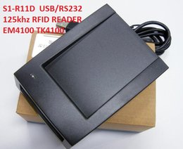 $enCountryForm.capitalKeyWord NZ - R10D ID Card RFID Reader USB 125khz EM4100 tk4100 black Contactless Proximity Smart Card Reader Free DHL Ship
