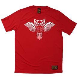 $enCountryForm.capitalKeyWord Australia - Bicycle Gear Owl - Breathable Sports T-SHIRT Cycling Birthday Gift Present Bike
