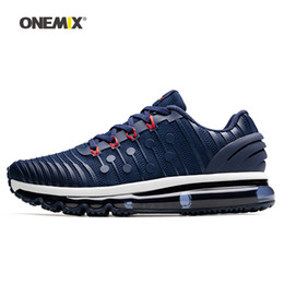 cb6f9c83e Onemix Man Running Shoes for Men Max Designer Fitness Jogging Trail Gym Sneakers  Athletic Outdoor Sport Tennis Walking Trainers