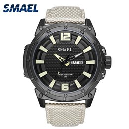 $enCountryForm.capitalKeyWord Australia - SMAEL Men Digital Watches Big Dial Digital Sport Watch Clock Male Military Brand Luxury Waterproof relogio Alarm Quartz Watch