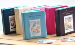 films for instax mini 2019 - Hot Home Garden 64 Pockets Polaroid64 Pockets Polaroid Photo Album Mini Instant Picture Case Storage For Fujifilm Instax