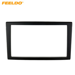 dvd for car installation 2019 - FEELDO Car Refitting Radio Stereo DVD Frame Fascia Dash Panel Installation Kits For Mazda Premacy(99~04) Ford Ixion #176