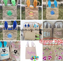 Burlap bags for gift nz buy new burlap bags for gift online from 12styles jute cotton linen easter bunny ears burlap basket bag for easter gift packing easter handbag for child festival gift 255305100mm nz342 negle Image collections