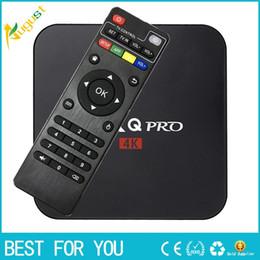 Media Player Australia - New Updated MXQ PRO 4K Amlogic S905W RK3229 Quad Core 64Bit Android 7.1 1GB RAM 8GB ROM Android TV Box 2.4G WIFI HD Smart Media Player