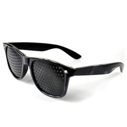 $enCountryForm.capitalKeyWord Australia - UVLAIK Pinhole Glasses Healing Vision Eyeglasses Anti-myopia Goggle for Men Eye Exercise Eyesight Improve Natural Vision