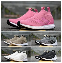 f5180120e009 ACE 16 + Pure Control Ultra Boost Beckham Uncaged Casual Socks Top quality  Shoes for Men Women Sneakers boost with box