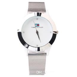 2423cc94c2d0 Mujer relojes de lujo vestido de dama de moda Rhinestone relojes de pulsera  de cuarzo cristal 36MM acero inoxidable Milan montre feminino orologio
