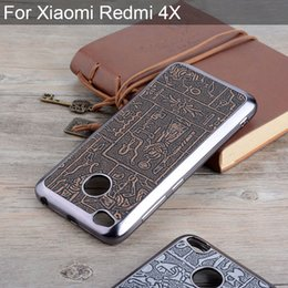 $enCountryForm.capitalKeyWord Canada - for Xiaomi Redmi 4X case Maya Ancient Egypt Vintage Retro Style leather skin with Soft silicone cover cases for xiaomi redmi 4x