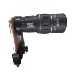 ConCert binoCulars online shopping - Universal x52mm HD Universal Outdoor Camping Hiking Concert Optical Monocular Telescope Zoom Lens Armoring Phone Camera Photo Lens