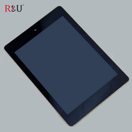 tablet pc for parts NZ - 7.9 inch LCD Display Touch Screen Panel Digitizer assembly replacement parts for Acer Iconia A1 A1-810 A1 810 A1-811 Tablet PC