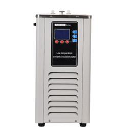 ZZKD Laboratório de Baixa Capacidade de Baixa Temperatura de Refrigeração Líquido Bomba De Circulação 5L Lab Recirculante Chiller Ciclismo Líquido Bomba de Resfriamento em Promoção