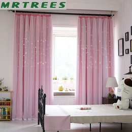 Modern Living Room Curtains Drapes 2018   MRTREES Modern Splice Blackout  Curtains For Living Room Children