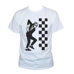 77992f0ad New Fashion Style Design T Shirt SKA DUDE TWO TONE T Shirt The Specials  Reggae Unisex Tee SIZES S M L XL XXL Lady Short Sleeve T
