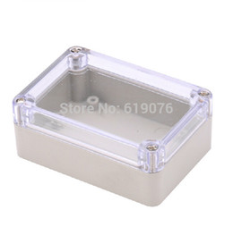 projects electronics UK - 5Pcs 3.26'' x 2.28'' x 1.29'' (L W h) ABS Waterproof Electronic Plastic Project Box Enclosure Case