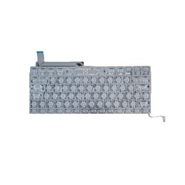 "NEW Notebook Laptop keyboard A1286 US Layout For Macbook Pro 15"" A1286 Keyboard 2009 2010 2011 2012 on Sale"