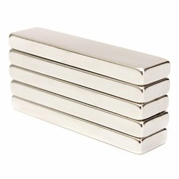 magnets block NZ - 5pcs N52 40x10x4mm Strong Block Magnets Rare Earth Neodymium Magnets