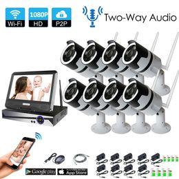 $enCountryForm.capitalKeyWord Australia - a8CH two way audio talK HD Wireless NVR Kit P2P 1080P Indoor IR Night Vision Security 2.0MP IP Camera WIFI CCTV System