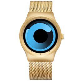 men watches resistant 2019 - Skone Brand New Men Watches Stainless Steel Mesh Strap Sport Wrist Watches Men Fashion Quartz Wristwatch Relogio Masculi
