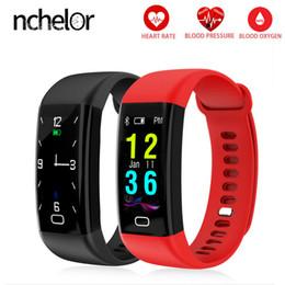 $enCountryForm.capitalKeyWord NZ - Smartwatch 2018 new fitness watch Heart rate Pedometer IP67 waterproof High breathable strap smart watch men woman good band