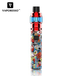 pink vape tank 2019 - AIO Pen Vape Kit Original Vaporesso Cascade One Plus SE Kit 3000mAh Battery 6.5ml Tank & GT Mesh Coil Electronic Cigaret