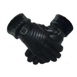 Dark Cycles NZ - Adult Men Autumn Winter Climbing Cycling Warm Dress Gloves Waterproof Windproof Wear-resisting Bike Riding Climbing Gloves